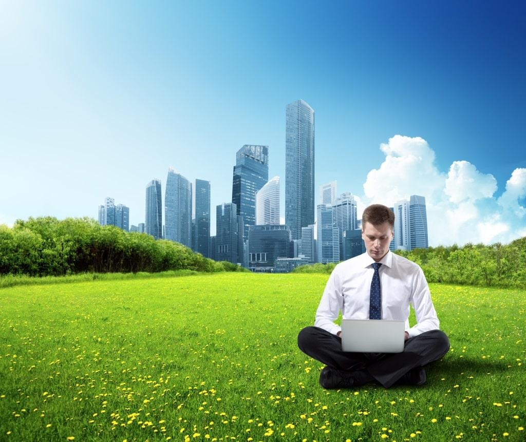 TWE Blog - Going green in the office