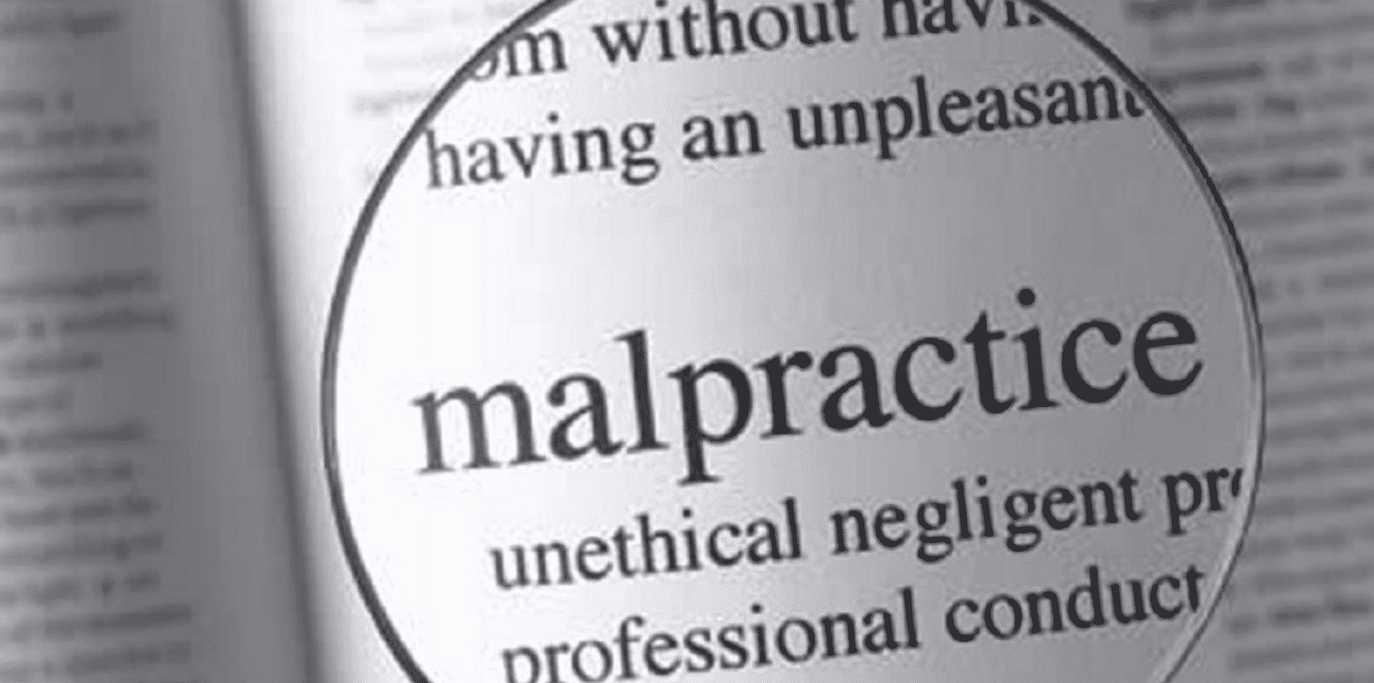 TWE Blog - Legal malpractice and real estate lawyers