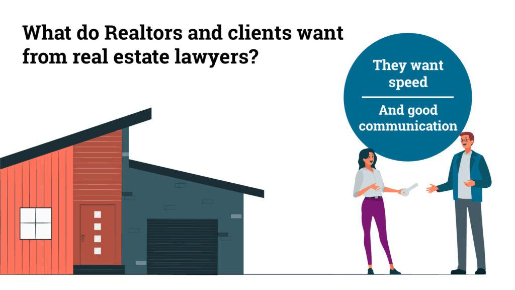 What your clients want if you are a real estate attorney