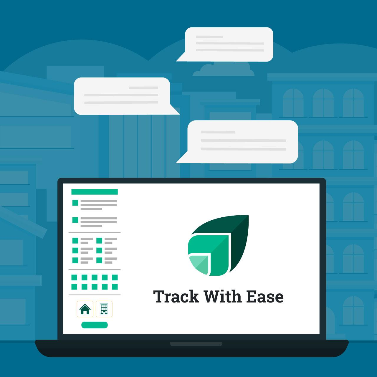 Use Track With Ease the only software for real estate attorneys