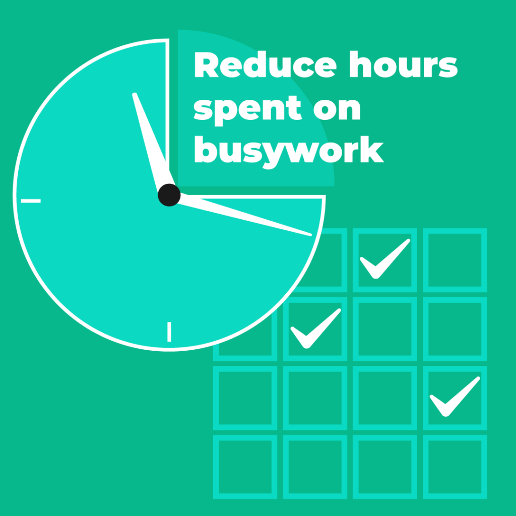 Reduce hours on busywork with real estate law software