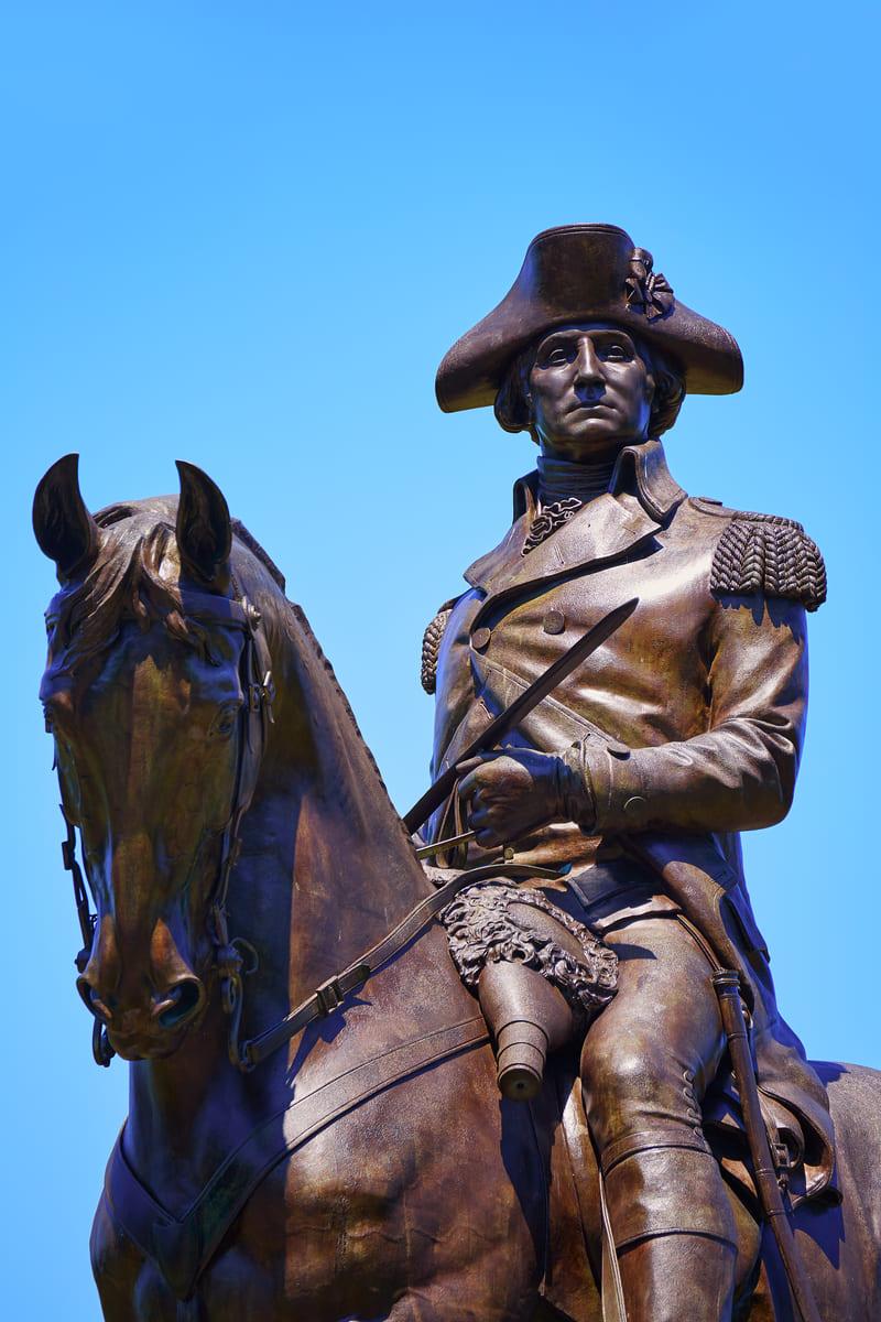 Massachusetts Boston George Washington